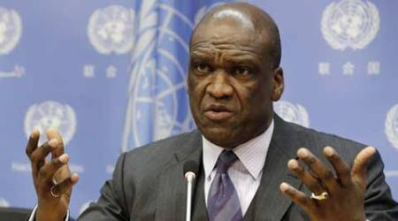 john ashe, united nations, united nations bribery, un, un general assembly, unga, united nations general assembly, united nations bribery scam, united nations bribe, john ashe bribery, un bribery, un bribe, world news, latest news