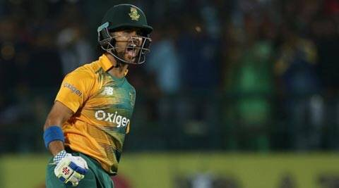 India great ODI team, important we start the series well: JP Duminy