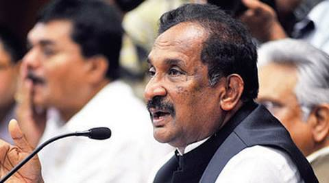 Karnataka Home Minister K J George says rape by 2 men not gangrape, apologizes later