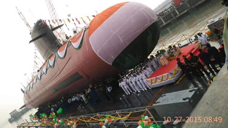 INS Kalvari, MoD, Ministry of Defence