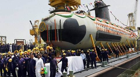 Kalvari, Scorpene class submarine, Submarine Project, india Submarine Project, Project 75 Scorpene submarines, india news, latest news