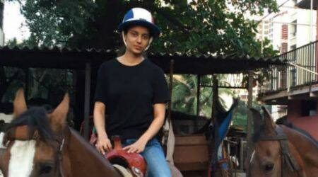 Exclusive: Kangana Ranaut starts preparing for 'Rangoon', learns horse riding