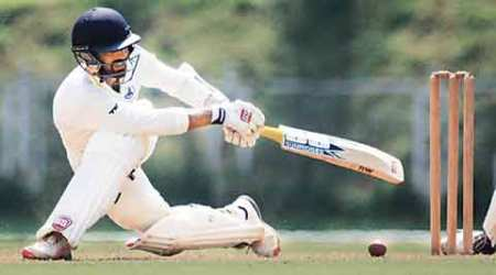Ranji Trophy 2015: Dinesh Karthik sweeps away flaws, Mumbai