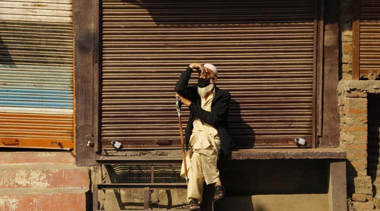 Jammu, Jammu bandh, Jammu and Kashmir, PDP-BJP government, Jammu chamber of commerce and industry, Mehbooba Mufti, Rajnath Singh, india news, indian express