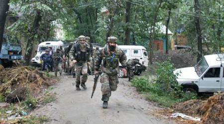 Pulwama: Militants attack mobile security picket in Kashmir, injure cop