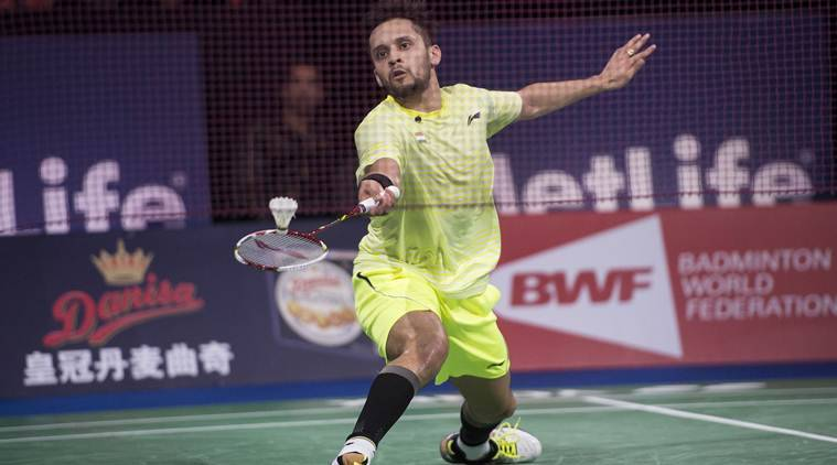P Kashyap, Kashyap, French Open, French Open 2015, French Open 2015 badminton, french open badminton, badminton news, badminton