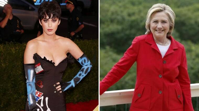 Katy Perry, Hillary Clinton, Katy Perry Birthday, Katy Perry Birthday party, Katy Perry Birthday bash, Katy Perry Happy Birthday, Entertainment news