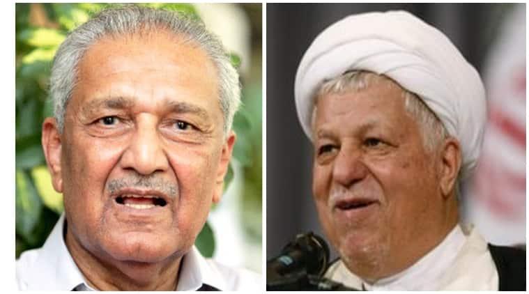 iran, pakistan, rafsanjani, aq khan