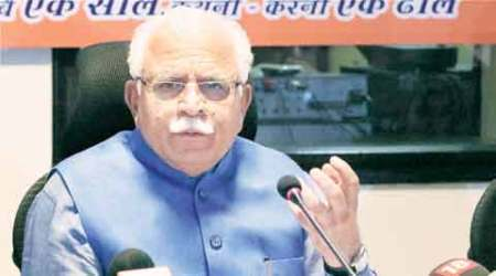 Irregularities by previous Congress govt being probed: Manohar Lal Khattar