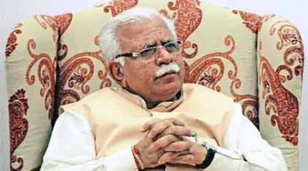 The Manohar Lal Khattar interview: 'We have specific places for cow, Gita, Saraswati. It is the faith of this region'