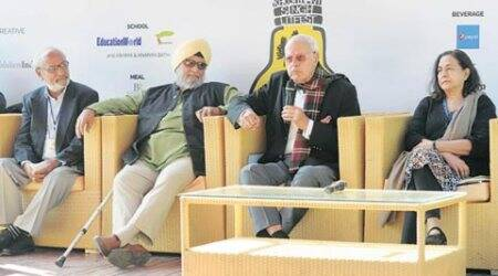 Centenary edition of Khushwant Singh Literary Festival held at Chandigarh
