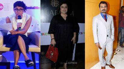 Kiran Rao at MAMI event; Farah Khan, Nawazuddin Siddiqui's busy Tuesday