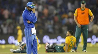 Ind vs SA, 2nd T20: After Team India, it was up to the fans to disappoint in Cuttack
