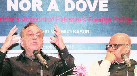 PM Modi's Pakistan conspiracy remark: A strange story with no basis, says Khurshid Kasuri