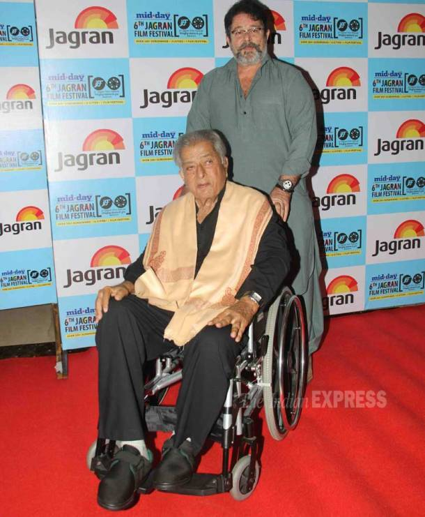 Shashi Kapoor, Kunal Kapoor, bollywood, entertainment
