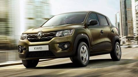 Renault registers 25,000 bookings for the Kwid