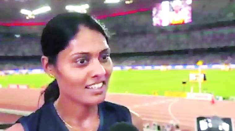 Maandeshi Express — Lalita Babar, Maandeshi Express, Lalita Babar, Olympics, athlete Lalita Babar, pune news