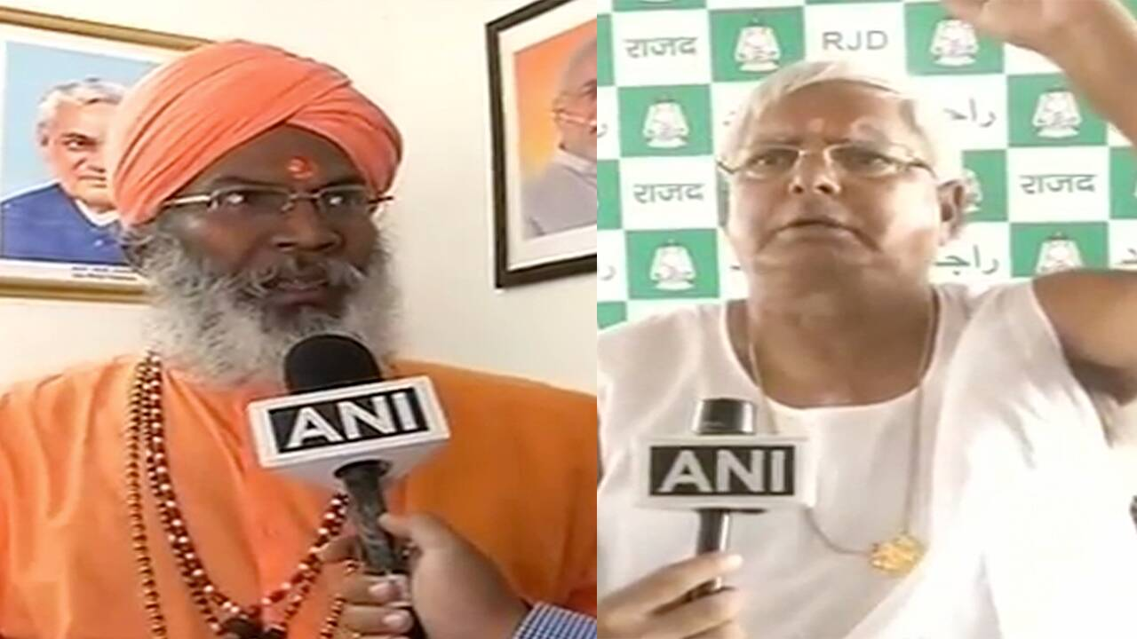 Dadri Lynching: Sakshi Maharaj Reacts To Lalu's Remarks On Beef