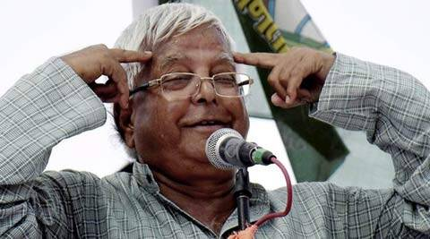Will start campaign against Narendra Modi from Varanasi: Lalu Prasad