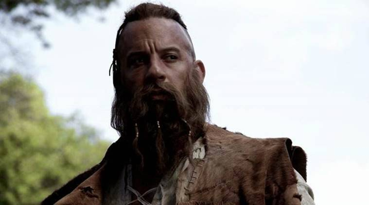 The Last Witch Hunter, The Last Witch Hunter movie review, The Last Witch Hunter review, The Last Witch Hunter cast, The Last Witch Hunter director, The Last Witch Hunter movie release, The Last Witch Hunter vin diesel. vin diesel, Michael Caine, Elijah Wood, Rose Leslie, Breck Eisner