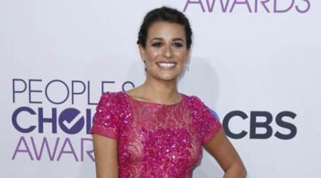 Lea Michele refuses to scream in horror TV show