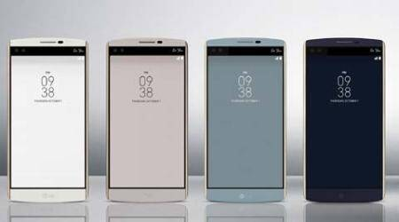 LG, LG Electronics, LG V10, LG V10 launch, LG V10 dual-screen, LG V10 features, LG V10 specs, LG V10 price, LG V10 India, technology, technology news, Smartphones, Mobiles