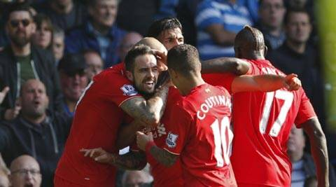 Liverpool twist again in bid to end title drought