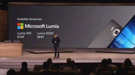 Microsoft Lumia 950 and Lumia 950XL announced with 'desktop-class performance'