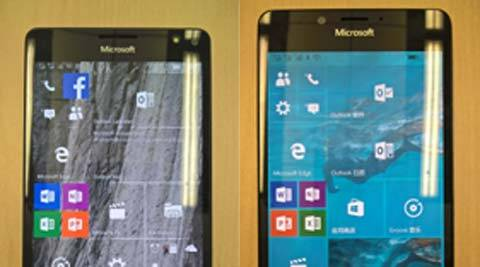 Lumia 950 and Lumia 950XL leaks again; reveals triple LED flash and dual SIM variants