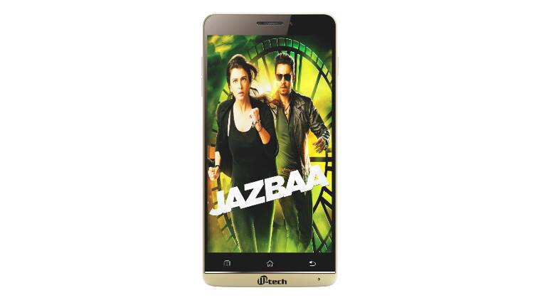 M-Tech, Android, smartphones, latest android smartphones, Jazbaa, Jazbaa movie release date, Jazbaa smartphone, technology news