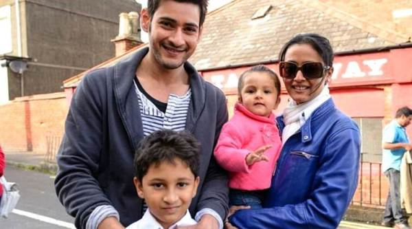 Mahesh Babu, Mahesh Babu Brahmotsavam, Mahesh Babu Brahmotsavam Movie, Mahesh Babu Family, Mahesh Babu Wife, Mahesh Babu Children, Mahesh Babu in Paris, Mahesh Babu With Family, Entertainment news