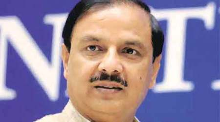 Let (writers) stop writing, then we will see: Culture Minister Mahesh Sharma