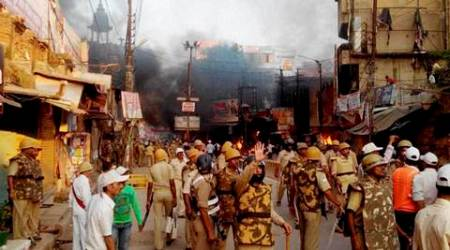 Cow slaughter rumour: Two booked for violence inMainpuri