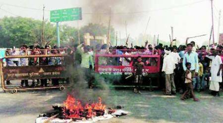 Two suspended for 'false' report on cow slaughter inMainpuri