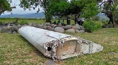 Wreckages of 2 malaysian planes found: Story in photos
