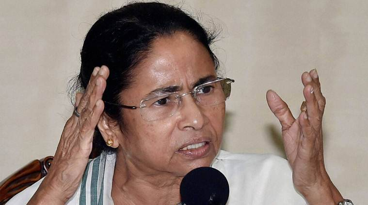 demonetisation, note demonetisation, mamta banerjee, west bengal CM mamta banerjee, BJP, black money, anti modi mamta, indian express, india news