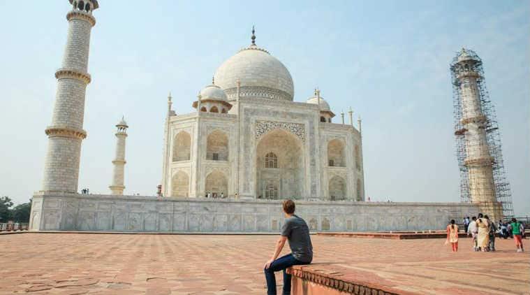 Mark Zuckerberg, Taj Mahal, Facebook, Zuckerberg India, Zuckerberg in India, MArk Zuckerberg Taj Mahal, Mark Zuckerberg in India, Facebook CEO in India, technology, technology news