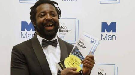 Marlon James becomes first Jamaican to receive Booker prize for his book on Bob Marley'sassassination