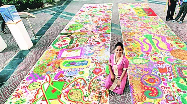 art, art exhibition, Artists Meenakshi J, Artist Jey Sushil, dasna jail, delhi exhibition, talk, indian express