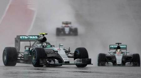US Grand Prix, US GP, Lewis Hamilton, Nico Rosberg, Mercedes, Rosberg, Hamilton, formula one, f1, motor sports, f1 news