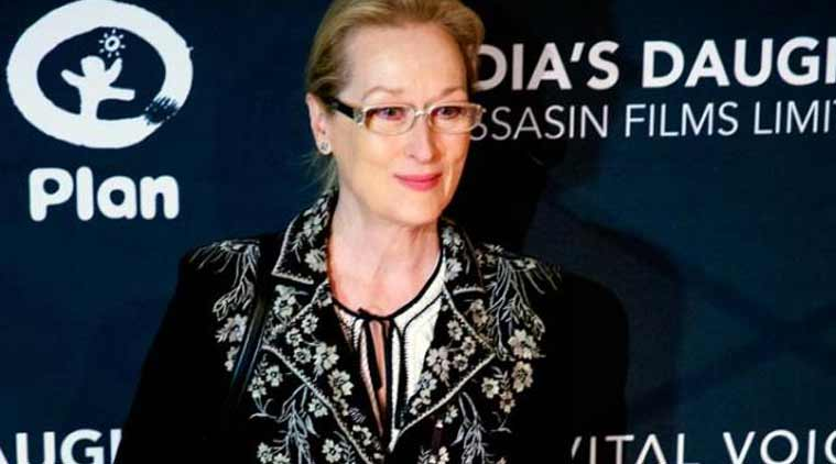 Meryl Streep, India's Daughter