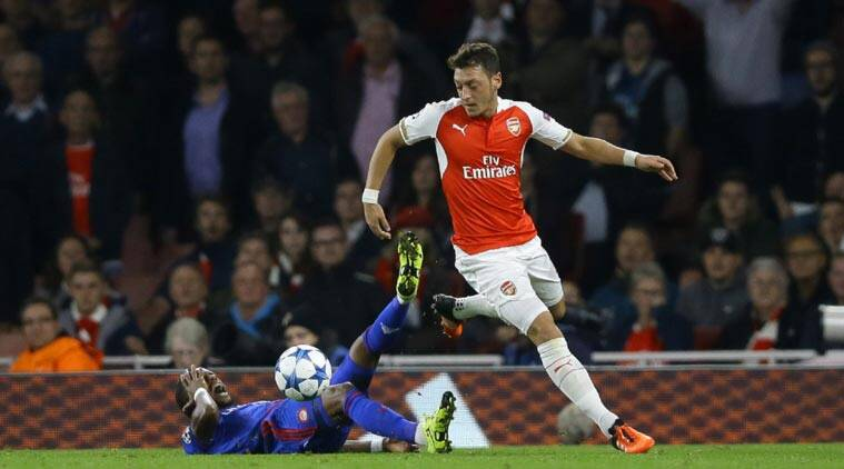 Mesut Ozil, Mesut Ozil Arsenal, Arsenal Mesut Ozil, Ozil, English Premier League, Premier League, Premier League Football, Football News, Football