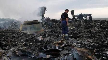 Explaining how Malaysian Airlines flight MH17 was shot down
