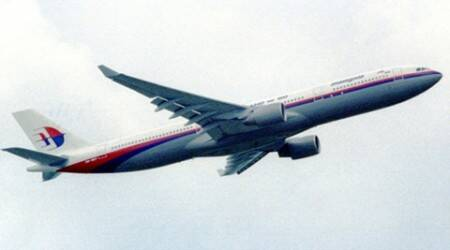 New debris images of missing Malaysia Airlines examined by MH370 searchteam