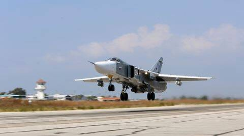 Russian airstrikes kill 2 ISIS commanders, 300 militants in Syria