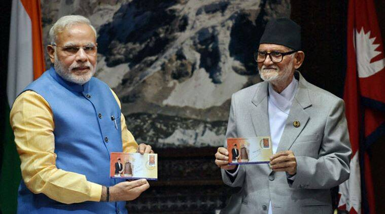 india foreign policy, narendra modi govt, modi govt foreign policy, india nepal ties, india nepal relations, nepal new constitution, india US ties, sino-india relations, india news, latest news, indian express column