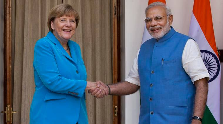 Germany our natural partner, says PM Modi after meeting Chancellor Merkel |  India News,The Indian Express