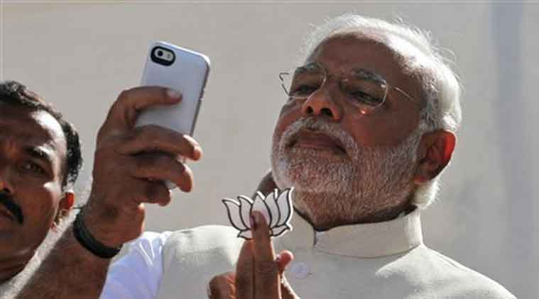 modi selfie, modi petition, Modi election petition, Modi selfie petition, Gujarat judge, Gujarat judge modi, judge modi, gujarat news, India news