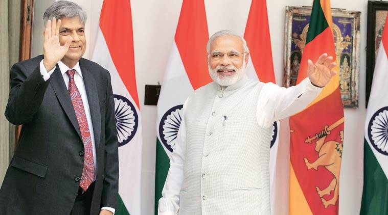 Sri Lanka, Indo-Sri Lanka Peace Agreement, Rajiv Gandhi, LTTE, Narendra Modi, Tamil insurgency, Indian Express