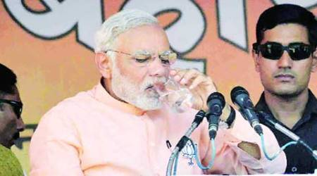 'JP insulted on birthday': Modi picks on 'bribed' minister